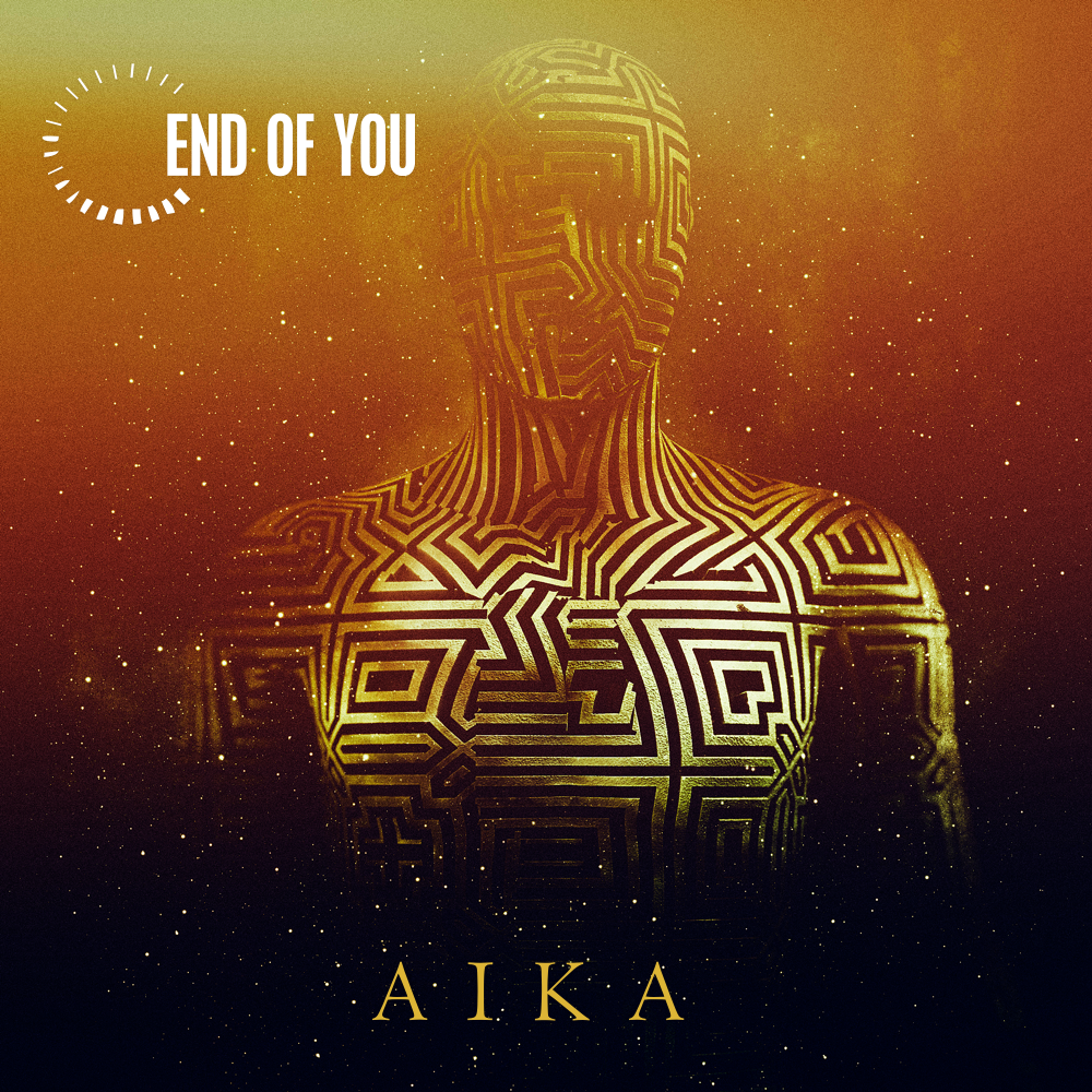 End of You - Aika - Single cover