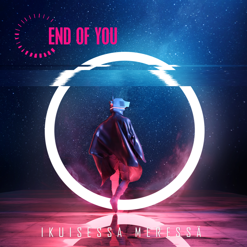 End of You - Ikuisessa meressä - Single cover