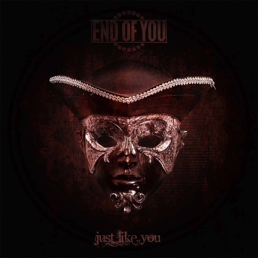 End of You - Just like you - Single cover
