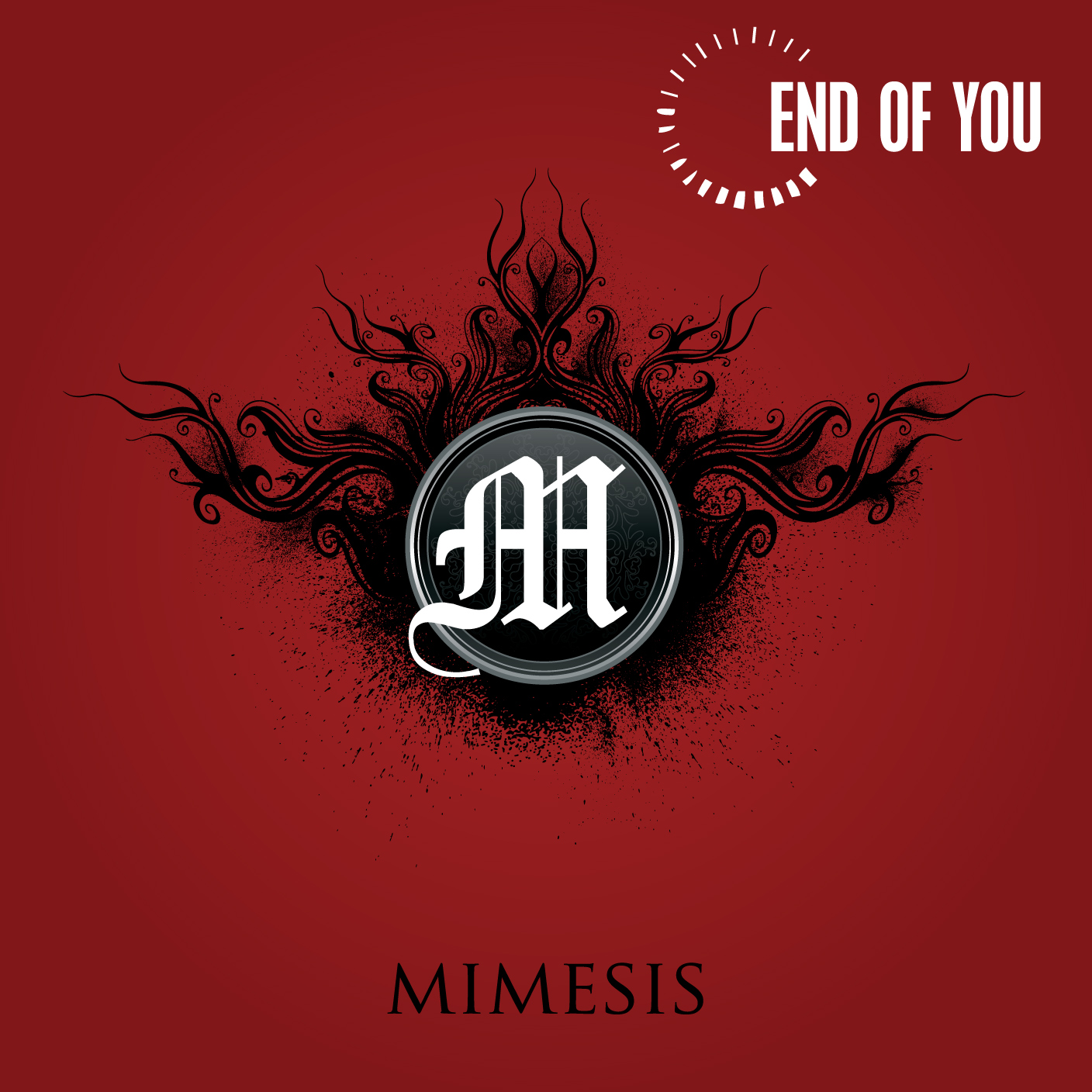 End of You - Mimesis - Album cover