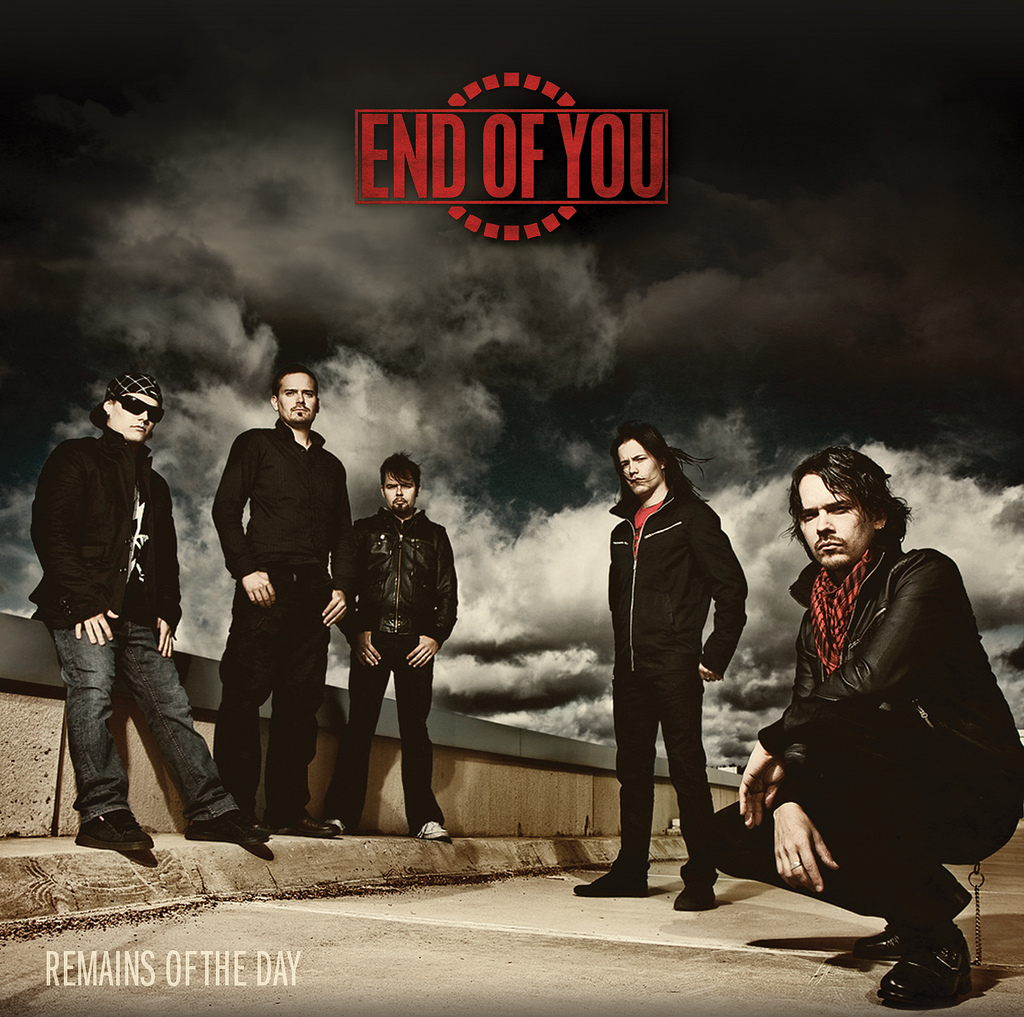 End of You - Remains of the Day - Album cover