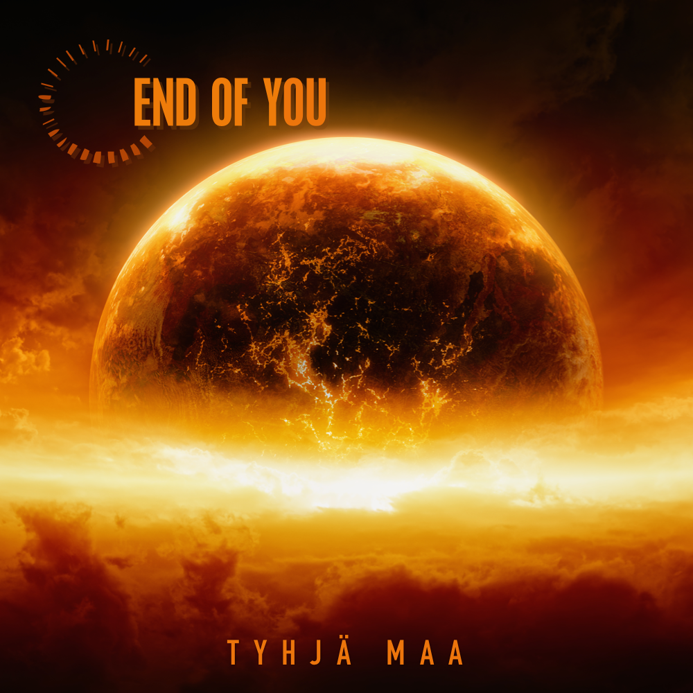 End of You - Tyhjä maa - Single cover